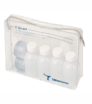 TSA pouch