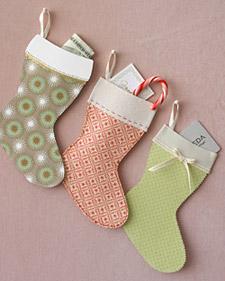Paper stocking