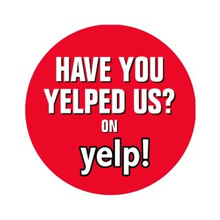 Yelp Stickers